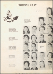 Page 13, 1959 Edition, Scranton High School - Rocket Yearbook (Scranton, AR) online yearbook collection