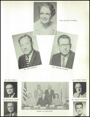 Page 9, 1960 Edition, Aviation High School - Talon Yearbook (Redondo Beach, CA) online yearbook collection