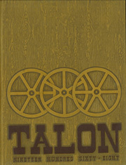1968 Edition, Aviation High School - Talon Yearbook (Redondo Beach, CA)