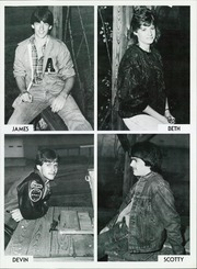 Page 13, 1987 Edition, Amity High School - Reflector Yearbook (Amity, AR) online yearbook collection