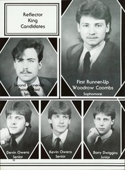 Page 16, 1987 Edition, Amity High School - Reflector Yearbook (Amity, AR) online yearbook collection