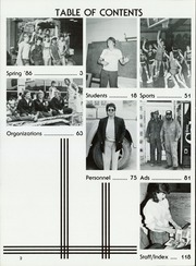 Page 6, 1987 Edition, Amity High School - Reflector Yearbook (Amity, AR) online yearbook collection