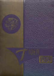 Page 1, 1959 Edition, Merrill High School - Tiger Yearbook (Pine Bluff, AR) online yearbook collection