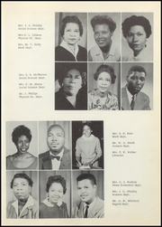Page 13, 1959 Edition, Merrill High School - Tiger Yearbook (Pine Bluff, AR) online yearbook collection