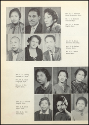 Page 14, 1959 Edition, Merrill High School - Tiger Yearbook (Pine Bluff, AR) online yearbook collection