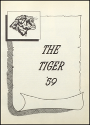 Page 7, 1959 Edition, Merrill High School - Tiger Yearbook (Pine Bluff, AR) online yearbook collection