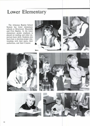 Arkansas Baptist High School - Cornerstone Yearbook (Little Rock, AR) online yearbook collection, 1986 Edition, Page 86