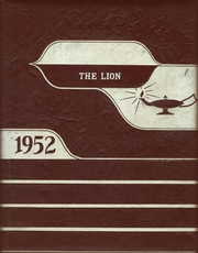 Page 1, 1952 Edition, Lynn High School - Lion Yearbook (Lynn, AR) online yearbook collection