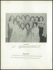 Page 6, 1952 Edition, Lynn High School - Lion Yearbook (Lynn, AR) online yearbook collection