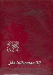 1950 Edition, Wilson High School - Wilsonian Yearbook (Wilson, AR)