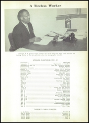 Page 11, 1952 Edition, Washington High School - Hornet Yearbook (El Dorado, AR) online yearbook collection