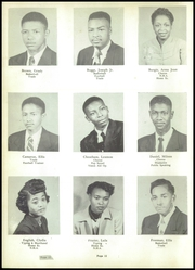 Page 16, 1952 Edition, Washington High School - Hornet Yearbook (El Dorado, AR) online yearbook collection