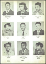 Page 17, 1952 Edition, Washington High School - Hornet Yearbook (El Dorado, AR) online yearbook collection