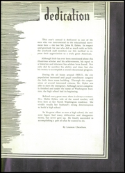 Page 7, 1952 Edition, Washington High School - Hornet Yearbook (El Dorado, AR) online yearbook collection