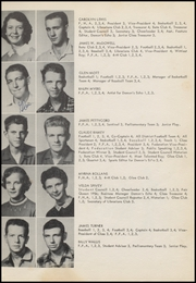 Page 17, 1957 Edition, Havana High School - Demons Shadow Yearbook (Havana, AR) online yearbook collection