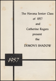 Page 7, 1957 Edition, Havana High School - Demons Shadow Yearbook (Havana, AR) online yearbook collection