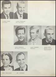Page 10, 1958 Edition, Laura Conner High School - Devilaire Yearbook (Augusta, AR) online yearbook collection