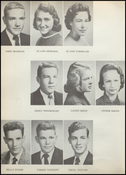 Page 14, 1958 Edition, Laura Conner High School - Devilaire Yearbook (Augusta, AR) online yearbook collection