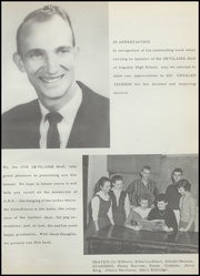 Page 5, 1958 Edition, Laura Conner High School - Devilaire Yearbook (Augusta, AR) online yearbook collection
