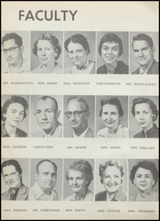 Page 8, 1958 Edition, Laura Conner High School - Devilaire Yearbook (Augusta, AR) online yearbook collection