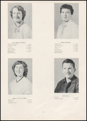 Page 11, 1955 Edition, Belleville High School - Rocket Yearbook (Belleville, AR) online yearbook collection