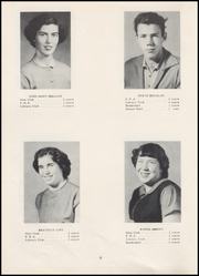 Page 12, 1955 Edition, Belleville High School - Rocket Yearbook (Belleville, AR) online yearbook collection