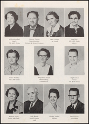 Page 11, 1959 Edition, Belleville High School - Rocket Yearbook (Belleville, AR) online yearbook collection