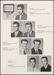 Page 15, 1959 Edition, Belleville High School - Rocket Yearbook (Belleville, AR) online yearbook collection