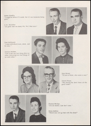 Page 17, 1959 Edition, Belleville High School - Rocket Yearbook (Belleville, AR) online yearbook collection