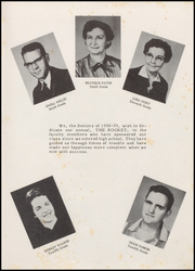 Page 7, 1959 Edition, Belleville High School - Rocket Yearbook (Belleville, AR) online yearbook collection