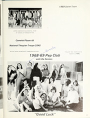 Page 207, 1969 Edition, Nogales High School - Charter Yearbook (La Puente, CA) online yearbook collection