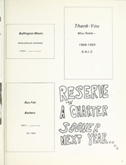 Page 211, 1969 Edition, Nogales High School - Charter Yearbook (La Puente, CA) online yearbook collection