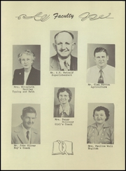 Page 11, 1953 Edition, Coal Hill High School - Progressor Yearbook (Coal Hill, AR) online yearbook collection