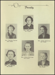 Page 13, 1953 Edition, Coal Hill High School - Progressor Yearbook (Coal Hill, AR) online yearbook collection
