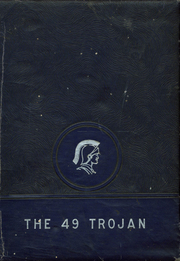 1949 Edition, Hickory Ridge High School - Trojan Yearbook (Hickory Ridge, AR)