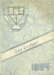 Hickory Ridge High School - Trojan Yearbook (Hickory Ridge, AR) online yearbook collection, 1954 Edition, Page 1