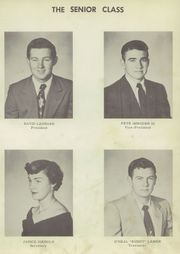Page 11, 1954 Edition, Hickory Ridge High School - Trojan Yearbook (Hickory Ridge, AR) online yearbook collection