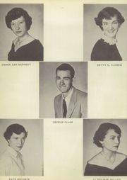 Page 12, 1954 Edition, Hickory Ridge High School - Trojan Yearbook (Hickory Ridge, AR) online yearbook collection