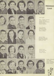 Page 16, 1954 Edition, Hickory Ridge High School - Trojan Yearbook (Hickory Ridge, AR) online yearbook collection