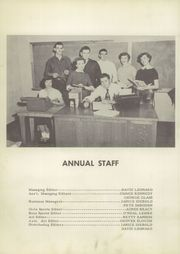 Page 6, 1954 Edition, Hickory Ridge High School - Trojan Yearbook (Hickory Ridge, AR) online yearbook collection