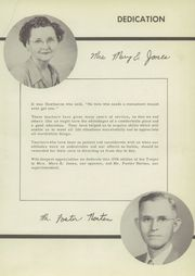 Page 7, 1954 Edition, Hickory Ridge High School - Trojan Yearbook (Hickory Ridge, AR) online yearbook collection