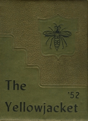 1952 Edition, Holman High School - Yellow Jacket Yearbook (Stuttgart, AR)