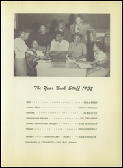 Page 13, 1952 Edition, Holman High School - Yellow Jacket Yearbook (Stuttgart, AR) online yearbook collection
