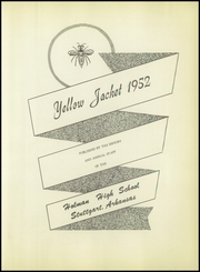 Page 7, 1952 Edition, Holman High School - Yellow Jacket Yearbook (Stuttgart, AR) online yearbook collection