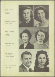Page 15, 1949 Edition, Dixie High School - Dragon Yearbook (Lake City, AR) online yearbook collection