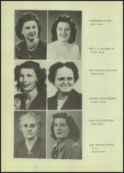 Page 16, 1949 Edition, Dixie High School - Dragon Yearbook (Lake City, AR) online yearbook collection