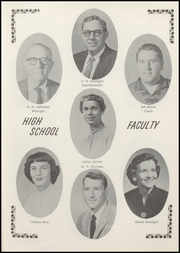 Page 17, 1957 Edition, Humnoke High School - Cardinal Yearbook (Humnoke, AR) online yearbook collection