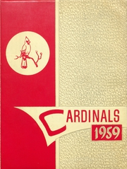 Page 1, 1959 Edition, Humnoke High School - Cardinal Yearbook (Humnoke, AR) online yearbook collection