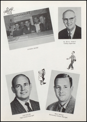 Page 15, 1959 Edition, Humnoke High School - Cardinal Yearbook (Humnoke, AR) online yearbook collection