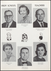 Page 17, 1959 Edition, Humnoke High School - Cardinal Yearbook (Humnoke, AR) online yearbook collection
